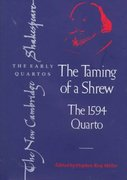 The Taming of a Shrew 0 9780521563239 0521563232