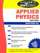 Applied Physics 4th Edition 9780071426114 0071426116