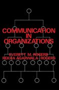 Communication in Organizations 0 9780029267103 0029267102