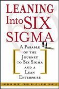Leaning Into Six Sigma 1st edition 9780071414326 0071414320