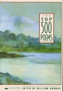 The Top 500 Poems 1st Edition 9780231080286 023108028X