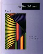 Applied Calculus 3rd edition 9780534935375 0534935370