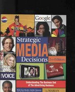 Strategic Media Decisions 2nd Edition 9781887229333 1887229337