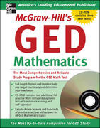 McGraw-Hill's GED Mathematics Book w/CD-ROM 1st edition 9780071469357 0071469354