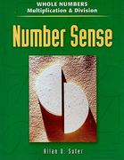 Number Sense, Whole Numbers, Multiplication & Division 2nd edition 9780072871050 0072871059