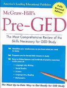 McGraw-Hill's Pre-GED 1st edition 9780071428149 0071428143