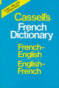 Cassell's French Dictionary 1st edition 9780025226203 0025226207