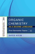 Organic Chemistry I as a Second Language  First Semester Topics