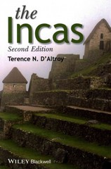 The Incas 2nd Edition 9781444331158 1444331159