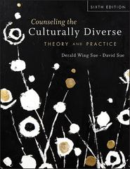 Counseling the Culturally Diverse 6th Edition 9781118022023 1118022025