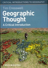 Geographic Thought 1st Edition 9781405169394 1405169397