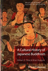 A Cultural History of Japanese Buddhism 1st Edition 9781405167000 1405167009