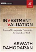 Investment Valuation 3rd edition 9781118011522 111801152X