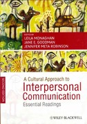 A Cultural Approach to Interpersonal Communication 2nd Edition 9781444335316 1444335316