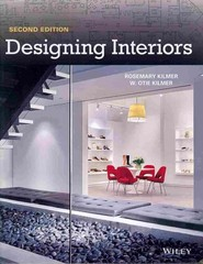 Designing Interiors 2nd Edition 9781118024645 1118024648