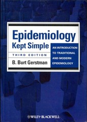 Epidemiology Kept Simple 3rd Edition 9781444336085 1444336088