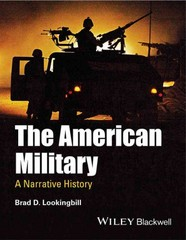 The American Military 1st edition 9781444337365 144433736X