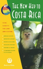 The New Key to Costa Rica 19th edition 9781569756966 1569756961