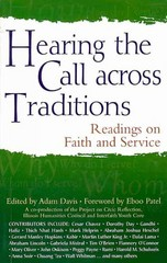 Hearing the Call Across Traditions 1st Edition 9781594733031 1594733031