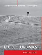 Microeconomics, Study Guide 4th Edition 9781118027059 1118027051