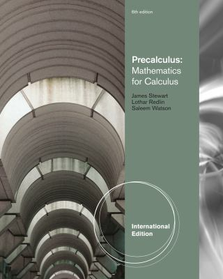 Precalculus 6th edition 9780840068866 0840068867
