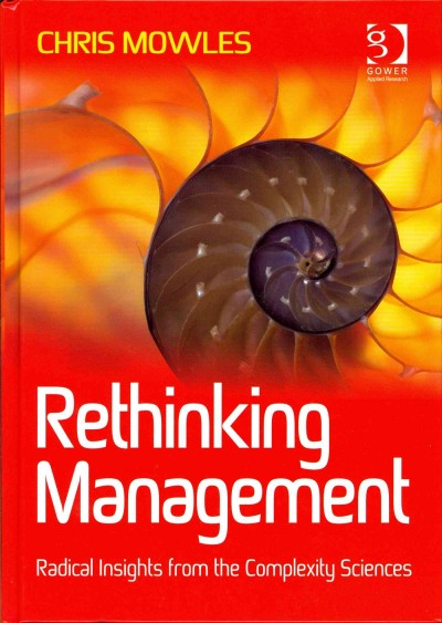 Rethinking Management 1st Edition 9781317063971 131706397X