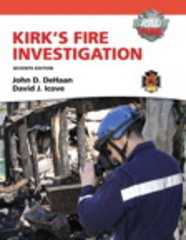 Kirk's Fire Investigation 7th Edition 9780135082638 0135082633