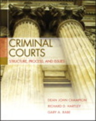 Criminal Courts 3rd Edition 9780132457798 0132457792