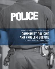 Community Policing and Problem Solving 6th Edition 9780135120866 0135120861