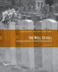 The Will to Kill 4th edition 9780131375673 0131375679