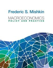 Macroeconomics: Policy and Practice 1st edition 9780321436337 0321436334