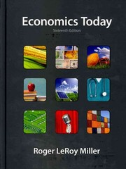 Economics Today 16th edition 9780132554619 0132554615