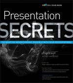 Presentation Secrets 1st Edition 9781118034965 1118034961