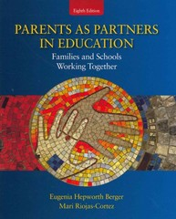 Parents as Partners in Education 8th Edition 9780137072071 0137072074
