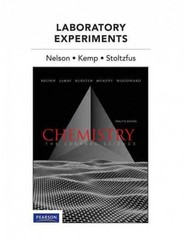 Laboratory Experiments for Chemistry 12th edition 9780321705020 0321705025
