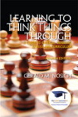 Learning to Think Things Through 4th Edition 9780137085149 0137085141