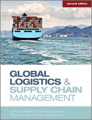 Global Logistics and Supply Chain Management 2nd Edition 9781119998846 1119998840