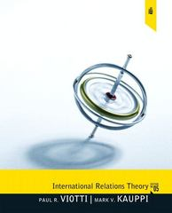 International Relations Theory 5th edition 9780205082933 0205082939