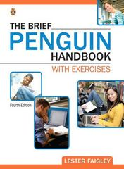The Brief Penguin Handbook with Exercises 4th Edition 9780205030057 020503005X
