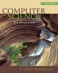 Computer Science 11th edition 9780132569033 0132569035