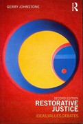 Restorative Justice 2nd Edition 9780415672641 0415672643