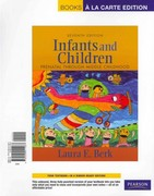 Infants and Children: Prenatal Through Middle Childhood, Books a la Carte Edition 7th edition 9780205011087 020501108X