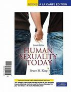 Human Sexuality Today, Books a la Carte Edition 7th edition 9780205181865 0205181864