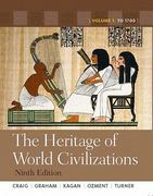 Heritage of World Civilizations, The: Volume 1, Books a la Carte Edition 9th edition 9780205839032 0205839037
