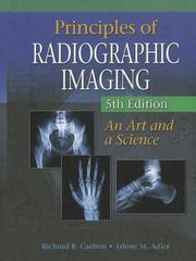 Principles of Radiographic Imaging (Book Only) 5th Edition 9781111320546 1111320543
