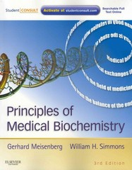 Principles of Medical Biochemistry 3rd Edition 9780323071550 0323071554