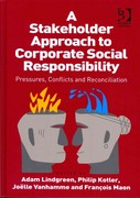 A Stakeholder Approach to Corporate Social Responsibility 1st Edition 9781317186588 1317186583