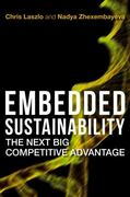 Embedded Sustainability 1st Edition 9780804775540 0804775540