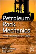 Petroleum Rock Mechanics 1st Edition 9780123855466 0123855462