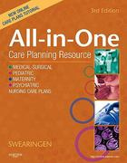 All-In-One Care Planning Resource 3rd Edition 9780323074209 0323074200
